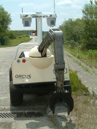 ROBOT ORCUS
