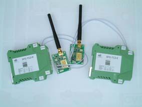 Télécommande TCE2 et TCR2