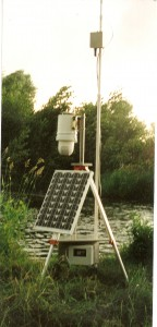 dome HF autonome Marais d'Orx 2008